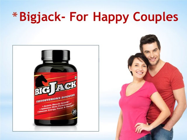 Big Jack Capsule – Male enhancement remedy Price -50%? Order Now