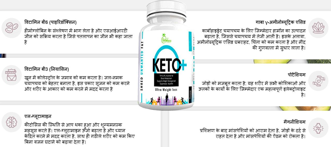 Keto+ Ultra Weight Loss – Review and Price in India? Order
