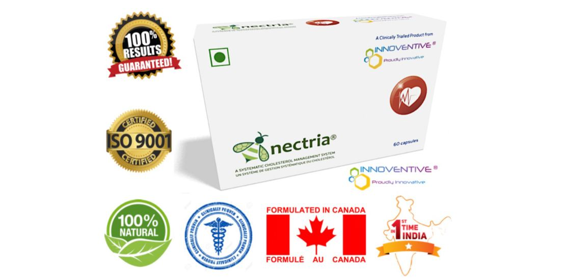 Nectria Capsule – Best For Blood Pressure Price In India! Order