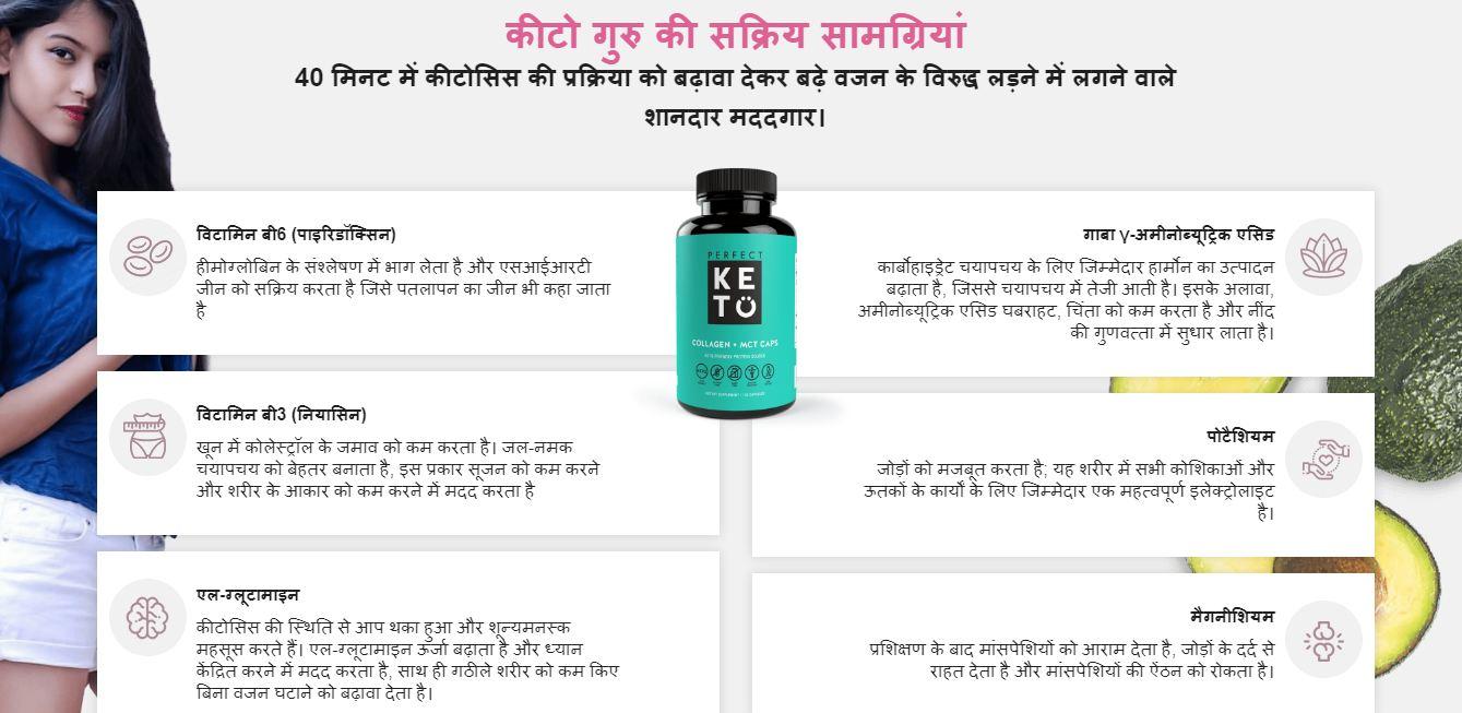 Perfect Keto Capsules – Keto Friendly Protein Source Price In India! Order