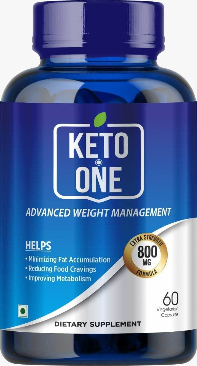 Keto One – Advanced Weight Management Capsules Price in India! Order